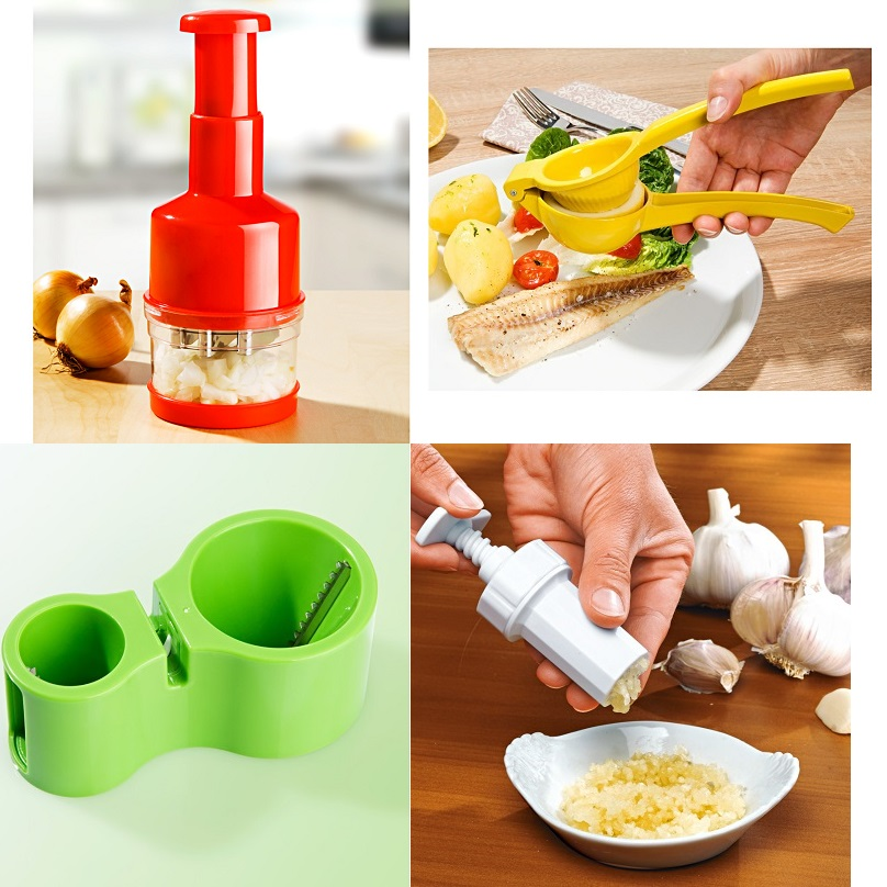 Praktické kuchyňské vychytávky